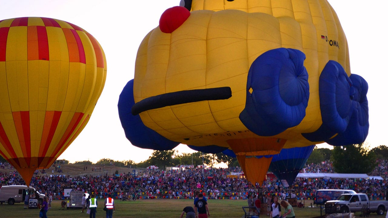 Balloon Air Festival Photos