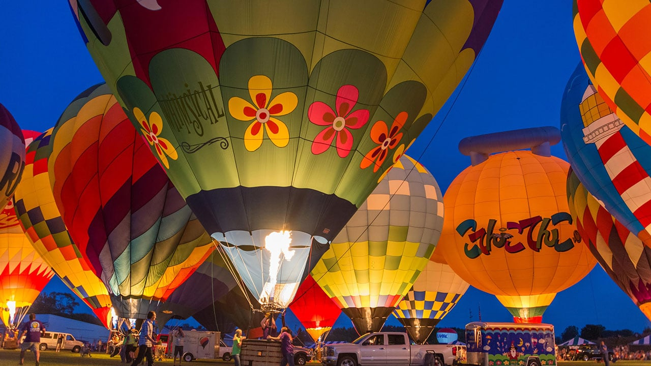 Balloon Festivals
