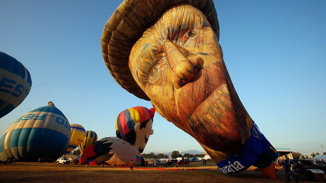 Funny Balloons Festival