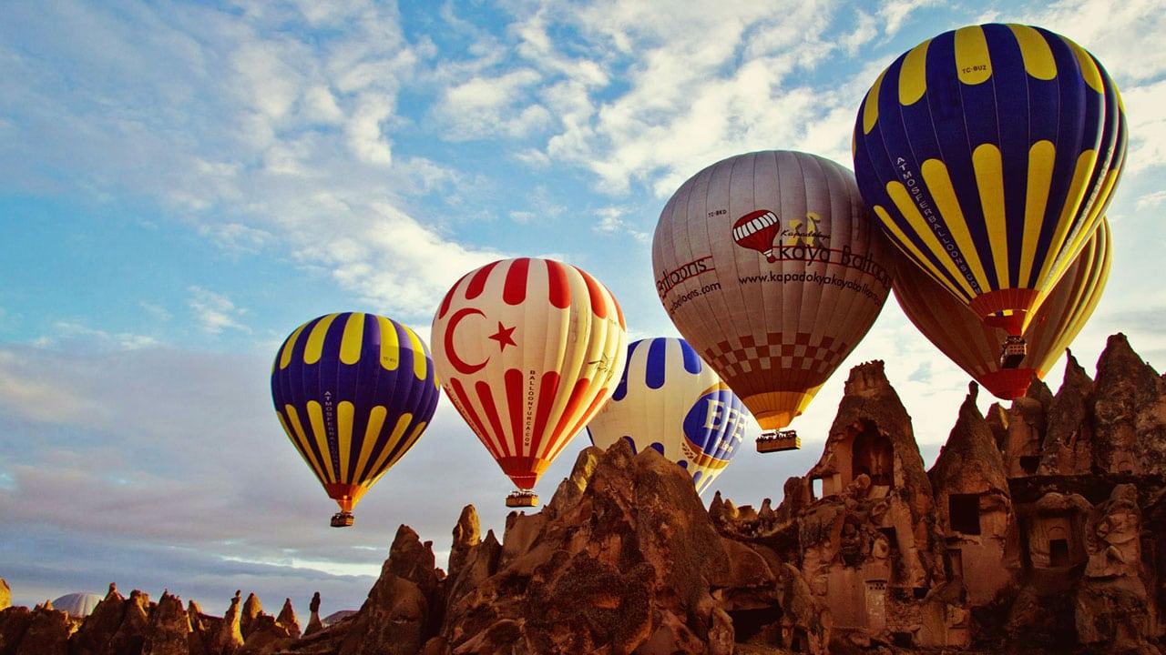 Goreme Balloons Cappaocia