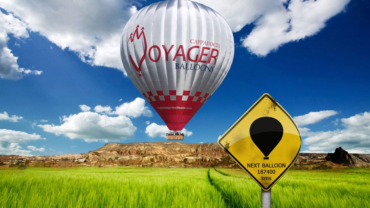 Voyager Balloons Next Balloon